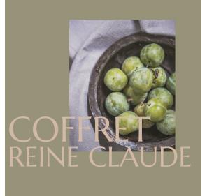Coffret Reine Claude -...