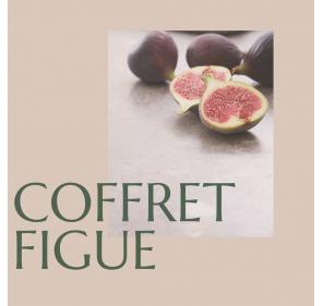Coffret Figue Violette - La Petite Cueillette - Jardins Secrets - Format 200g