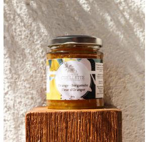 Orange - Bergamote & Fleur d'Oranger par La Petite Cueillette