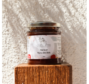 Abricot et Fraise Mara des Bois par La Petite Cueillette