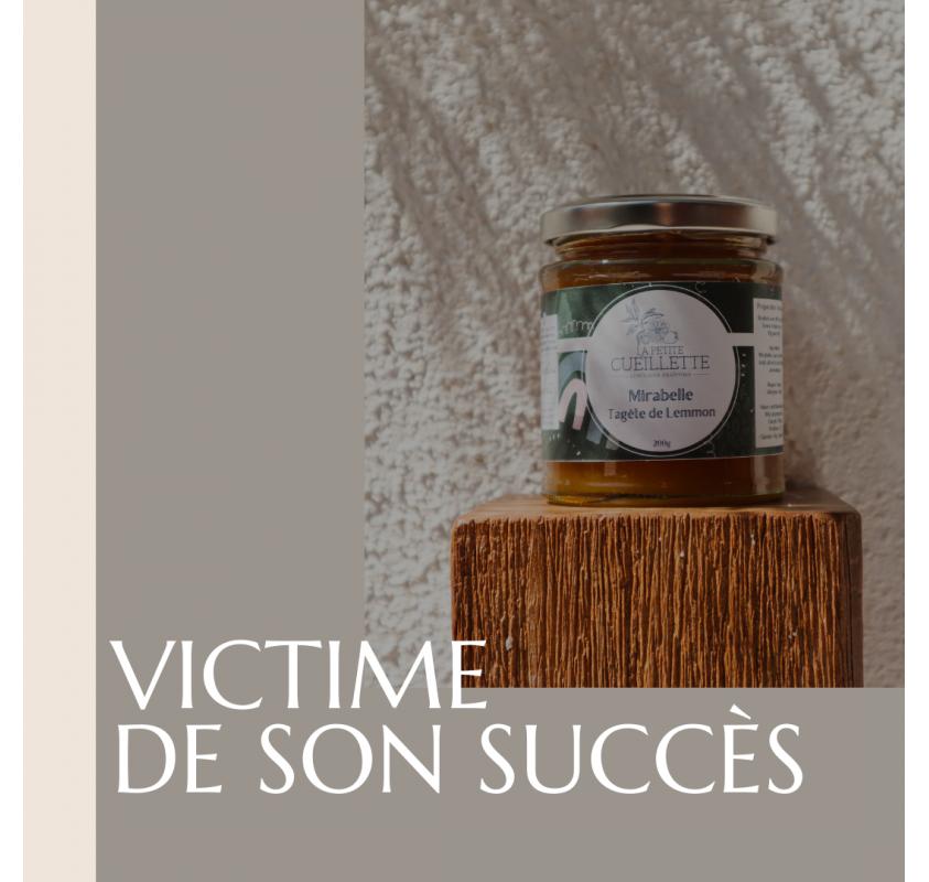 Mirabelle Tagète de Lemmonn par La Petite Cueillette