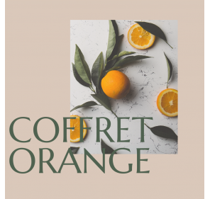 Coffret Oranges - Jardins...