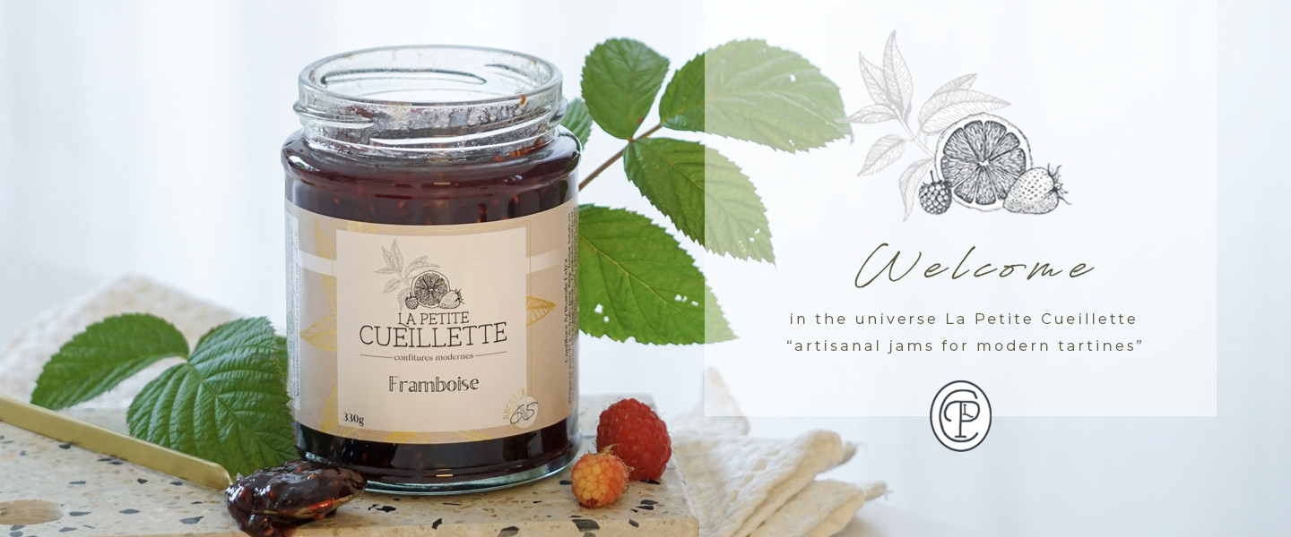 La Petite Cueillette Homemade Jams - Bask Country France -